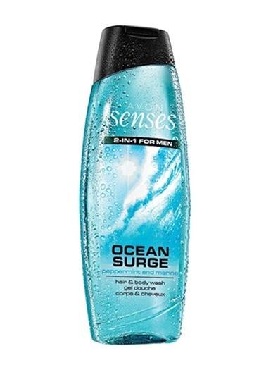 Avon Ocean Surge Saç Vücut Şampuanı 500 Ml Renksiz
